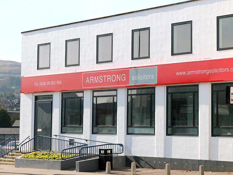 Armstrong Solicitors Office Front
